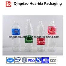 Durable Hot Sell PVC Plastic Bottle Shrink Label