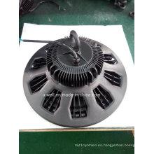 Nuevo diseño UFO aluminio 100W 150W 200W 140lm / W LED alta bahía luz 110-477VAC