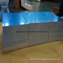Feuille d'aluminium pour la construction