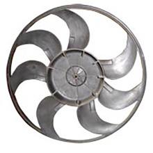 Diseño atractivo Molde personalizado Fabricación de cilindro Molde autoventilador