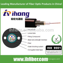 fiber optical Central Loose Tube Out Cable (GYXTW)