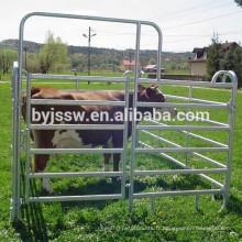 Panneaux de clôture de chèvre galvanisés en acier bon marché