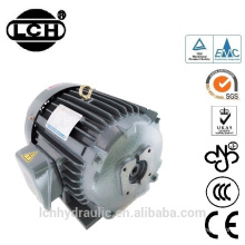 ac induction motor 18.5kw with single and three phase motor
