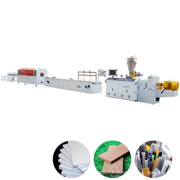 Janela de PVC e linha de produção de moldura de porta