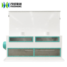 Grain Suction Dust Machine Connect with Cleaner Machine