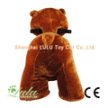 Bateria Zippy passeio andando Animal urso