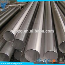 ASTM A213 2B e tubo redondo redondo de aço inoxidável AISI316L recozido