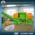Измельчитель пластиковых пленок / Шредер из двух валов / Измельчитель пластмасс (MSDP)