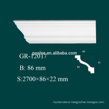 Factory Price Retardant Products Foam Mouldings for Home Interior Decorator