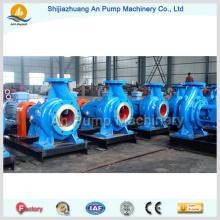 Venda directa da fábrica Uma fila Centripetal Bearing Clear Water Irrigation Pump
