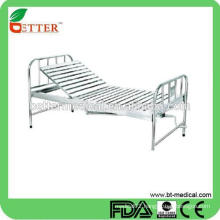 1-Crank manual stainless steel medical bed