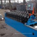 2017 de la luz de la venta caliente c / u purlin drywall pistas de fabricación perfil rollo de hoja que forma la máquina