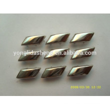 Customize different types silver metal claw beads