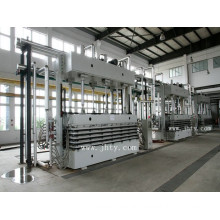 two stage foaming press for eva,rubber,pe