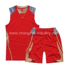 Vereins Trikots Basketball Bekleidung für den Herren neue Design-Mode-Stil