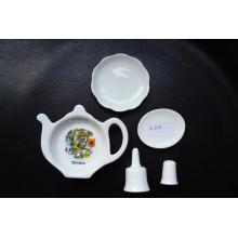 Objet Souvenir en Porcelaine Fine