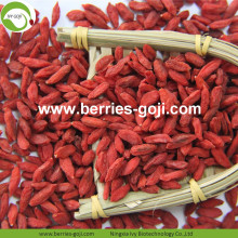 Factory Supply Nutrition Torkad kinesisk Wolfberry
