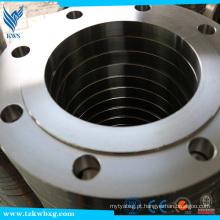 ASTM 4.0Mpa DN150 316L aço inoxidável slip-on soldagem Flanges fabricados na China