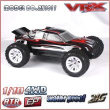 VRX racing 1/10eme 4WD RC camion-jouet, achat jouets en provenance de Chine, 1/10 scale 4WD RC voiture électrique