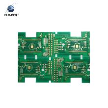 94vo fr-4 Fabricant de carte PCB simple face, carte de circuits imprimés en 1 couche