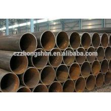 plain end welded steel pipe