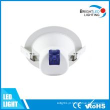 8W COB Bridgelux LED Teto Luz