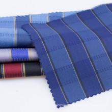 Tissu de jupon 100% coton teint à carreaux