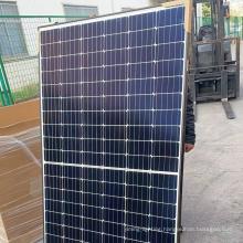 TUV certificate ja solar 440w 445w 450w 455w 460w 500w solar panel 9bb perc mono half cut cell