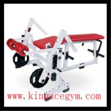 Équipement de conditionnement physique Gym Commerciale ISO-Lateral Leg Curl