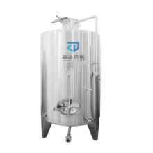 Sanitary storage tank  conical tank Stainless steel liquid storage tank for wine milk beverage beer