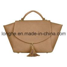 Front Tassel Style Satchel (LY0142)