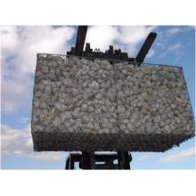 cajas soldadas de la malla de alambre del colchón del gabion