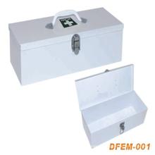 Leere Erste-Hilfe-Box aus Metall (DFEM-001)