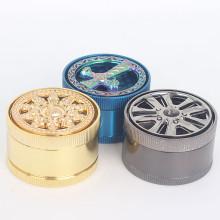 Высококачественная шлифовальная машина для цинкового сплава для курения табака (ES-GD-043)