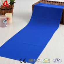 100% poliéster China fábrica fornecido toalha de esportes de refrigeração de qualidade superior