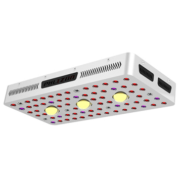 Phlizon Neue COB LED Grow Lampe