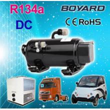 Climatiseur à courant continu DC 48v pour le bus dormeur DC climatiseur à énergie solaire 12v / 24v