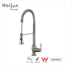 Haijun Top-Selling cUpc Single Handle Deck Mounted Mixer Faucet de cozinha