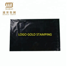 Water Resident Biodegradable Self Adhesive Custom Size Company Logo Printing Plastic Large Mailing Bag