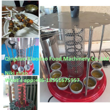 Máquina de parrilla giratoria automática / máquina de parrilla giratoria eléctrica