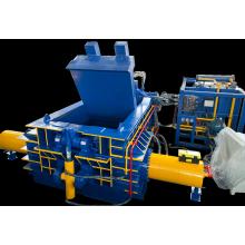 Автоматический гидравлический пресс-подборщик для металлолома для переработки алюминия