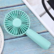Battery Operated Electric Fan with Make Up Mirror