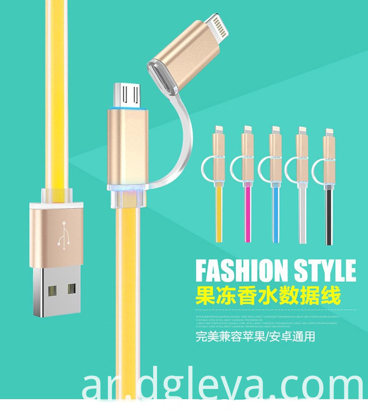 2 IN 1 USB CABLE