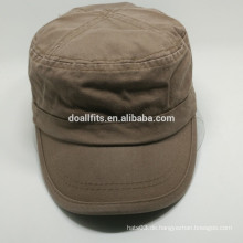 Benutzerdefinierte Logo gute Qualität billig Preis Armee Mütze in China gemacht