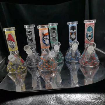 20 inch Paul Frank Glass Beaker Bongs