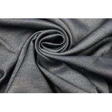 Tissu de denim de rayonne de polyester de mode de bonne qualité de R / T