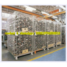 Hot-Dipped Galvanized Wire Mesh Container &Turnover Container
