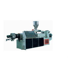 Twin screw conical Extruder