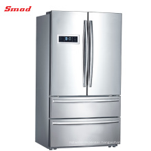 Kitchen Appliance French Door Side By Side Automatic Defrost Refrigerator