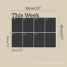 Großhandelsqualitäts-Tafel-Vinyl scherzt Tafel-Aufkleber